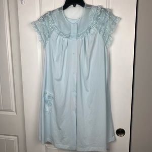 Vintage nightgown 2 piece